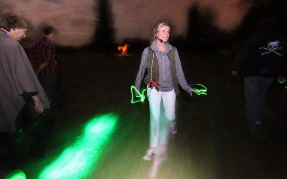 Ghosthunting in Princeton