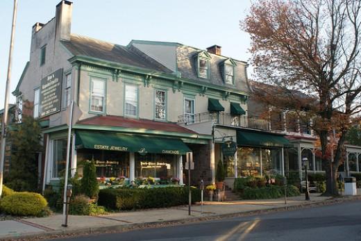 Downtown Lambertville